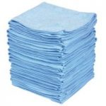 B&Q Microfibre Cloth Pack of 50