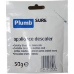 Plumbsure Single Appliance Descaler 50G